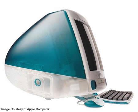 Photo: The Originial iMac