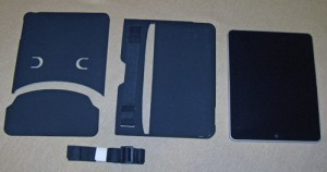 Front and Back iPad