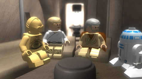 lego star wars for mac