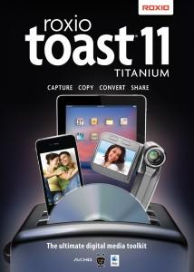 Toast 11 Titanium from Roxio