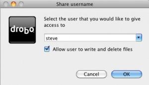 User-access