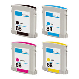 HP Ink Cartridges. These are the last ones I'll buy.
