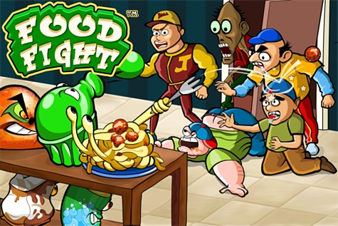 Food Fight Iphone Game Review Mymaccom