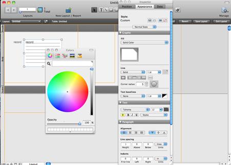 FileMaker Pro 12 Beginner's Review - MyMac com