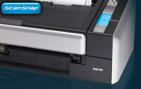 Scansnap s1300i scanner review mymaccom for Evernote scansnap troubleshooting