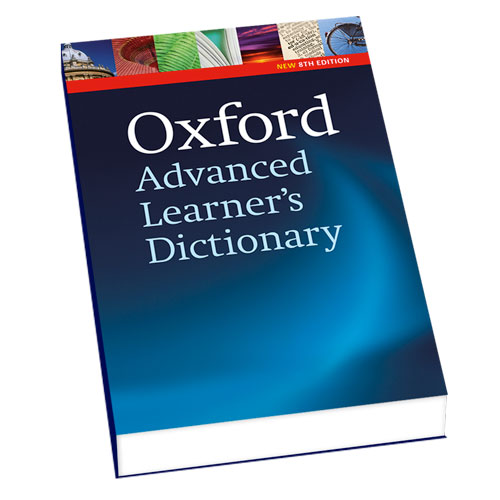 Oxford Advanced Learner's Dictionary, 8th edition (app edition ...