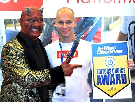 Serge Strotter Award MWiW 2013