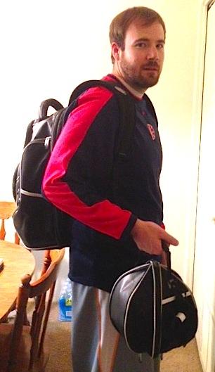 Sean Baller's Bag