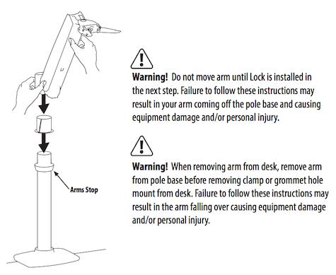 ergo warning 1