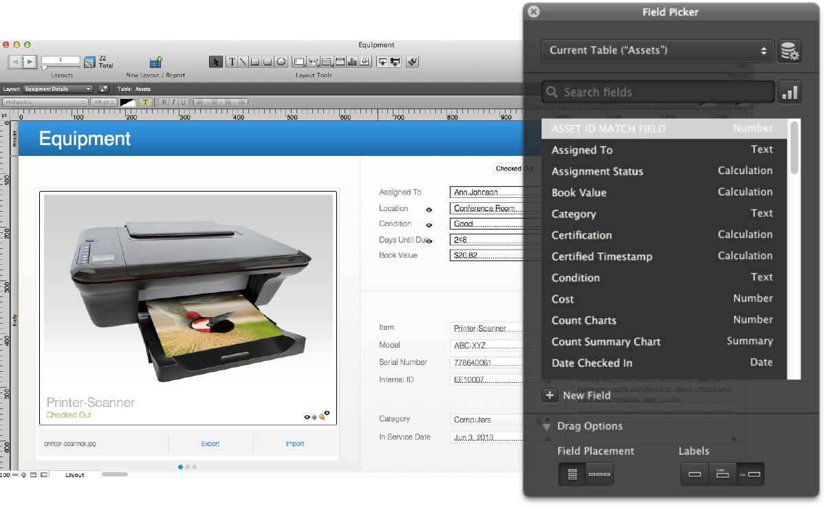 FileMaker Pro 13 - Review - MyMac com