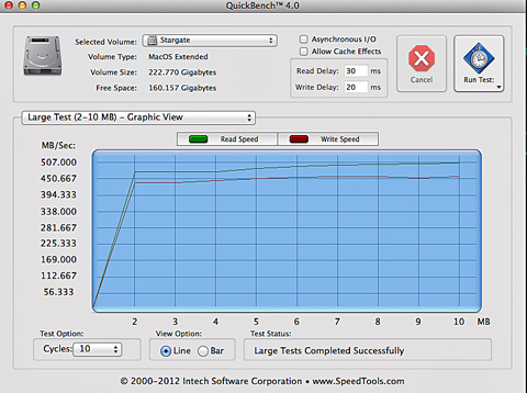 ScreenShot 1 SSD