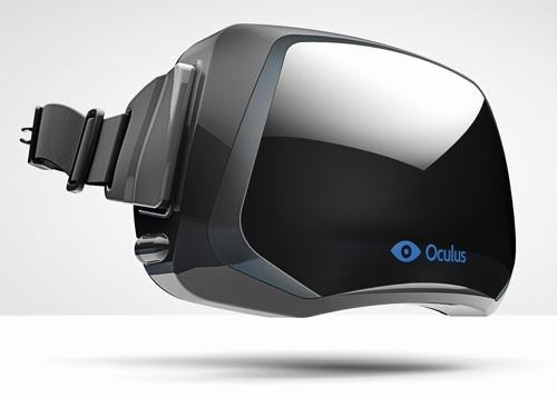 """FaceBook's """"Oculus Rift"""""""
