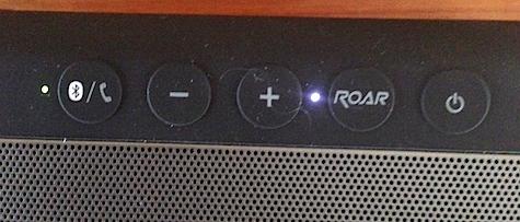 roar button