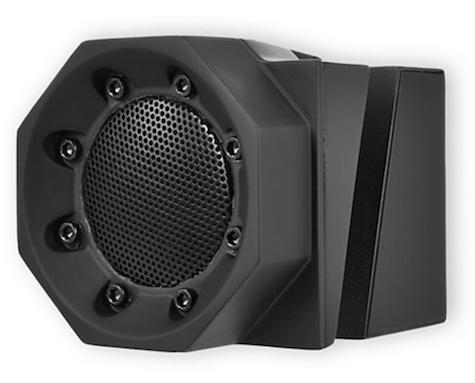 Mini Boombox speaker front