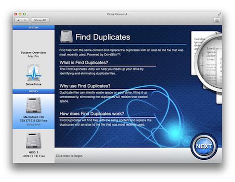 Prosoft Drive Genius 4 - Review - MyMac com
