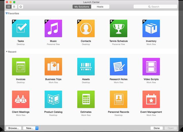 FileMaker Pro 14 - Review - MyMac.com