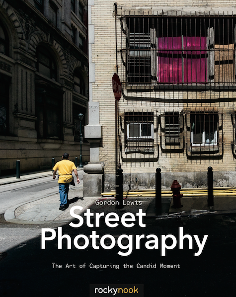 STREET PHOTOGRAPHY COVER