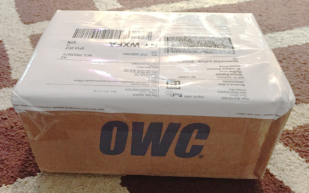 OWC parcel