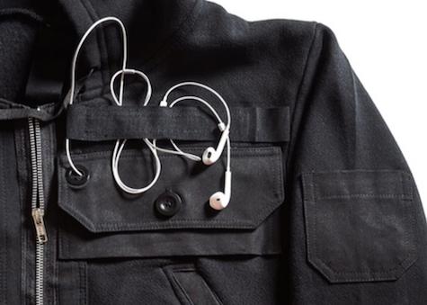 kiger jacket detail
