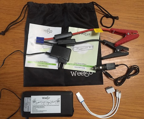Weego full kit