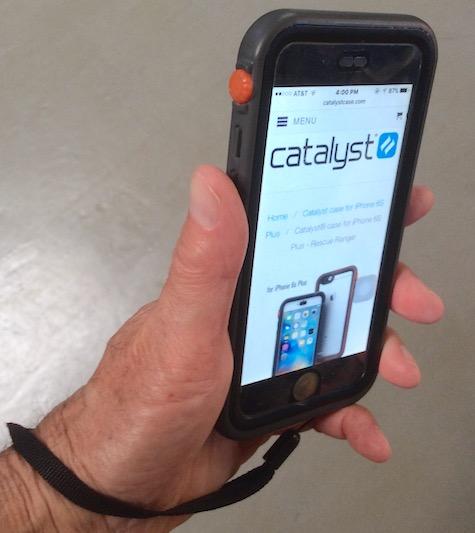 catalyst case iphone 7