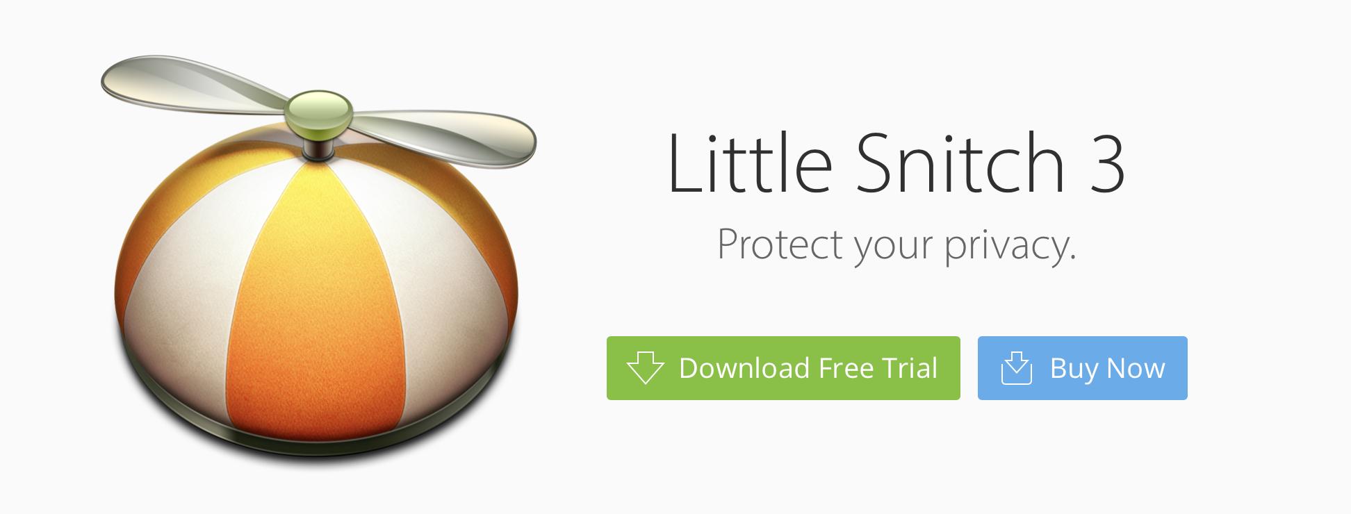 little snitch like free