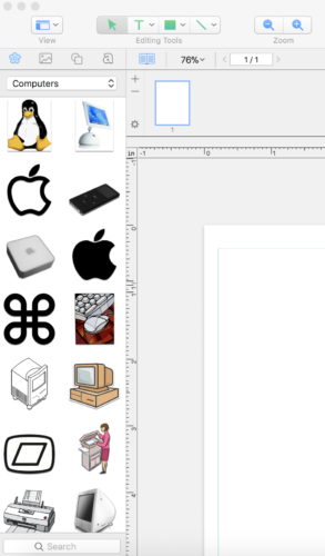 Printworks 2 review mymac inserting clipart reheart Gallery