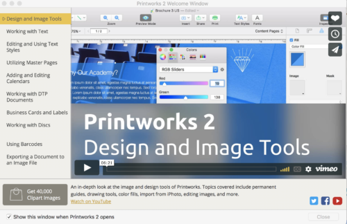 Printworks 2 review mymac printworks 2 review reheart Gallery