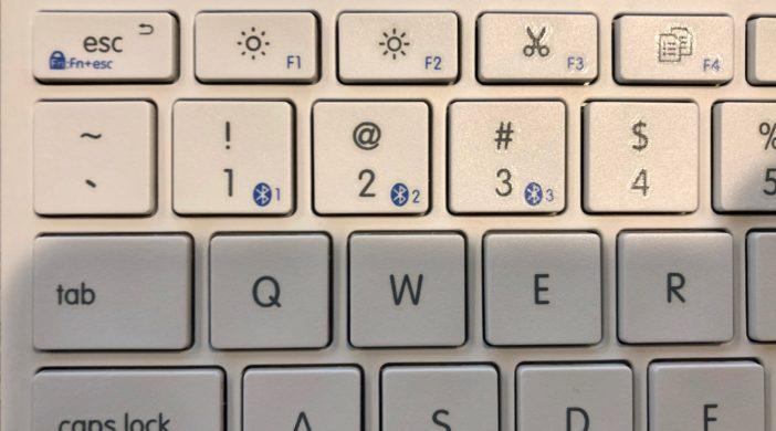 Macally ACEBTKEY Bluetooth Keyboard - Review - MyMac com